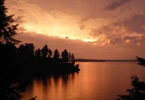 thunderset lake rosseau